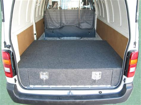 Karpet Toyota Hiace car consoles 4wd storage drawers department of the