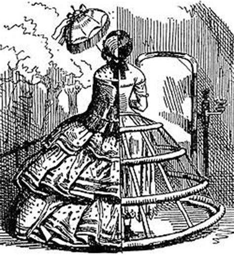 crinoline or hoop skirt (photos)