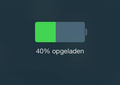 drie manieren waarop apple je iphone batterijduur verlengt