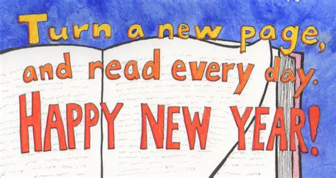 new year books read happy new year children s literacy foundation