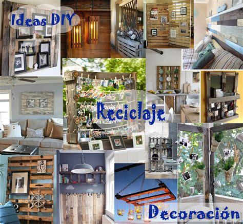 reciclaje decoracion ideas ideas decoracion reciclaje palets cebril
