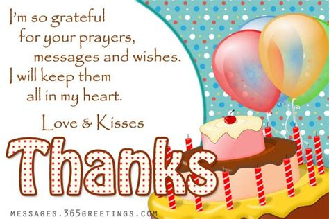 appreciation letter to friends on my birthday birthday thank you messages thank you for birthday wishes