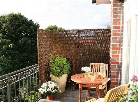 Balkone Sichtschutz by Sichtschutz Balkon Balkonerlebnis Bauen De