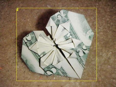 Dollar Bill Origami Toilet - 17 best images about origami hearts on dollar