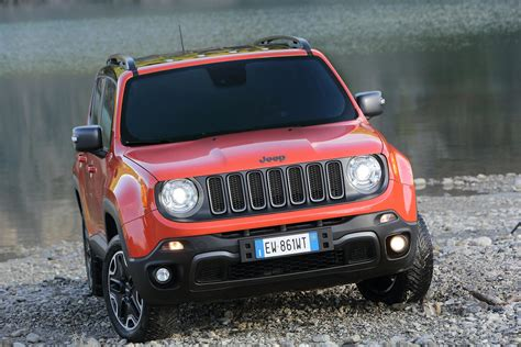 european jeep euro spec jeep renegade detailed video autoevolution