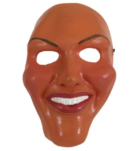 the smiling man purge mask