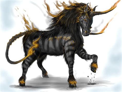 twisted unicorn by davesrightmind on deviantart