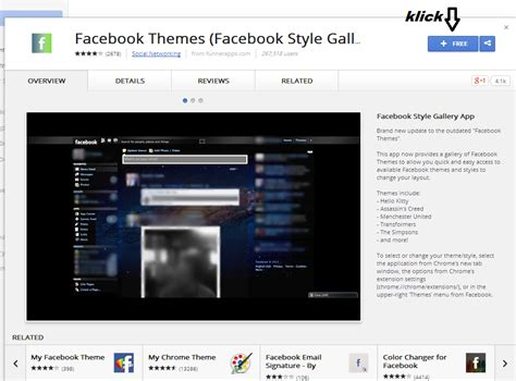 themes gallery free download themes facebook facebook style gallery game software