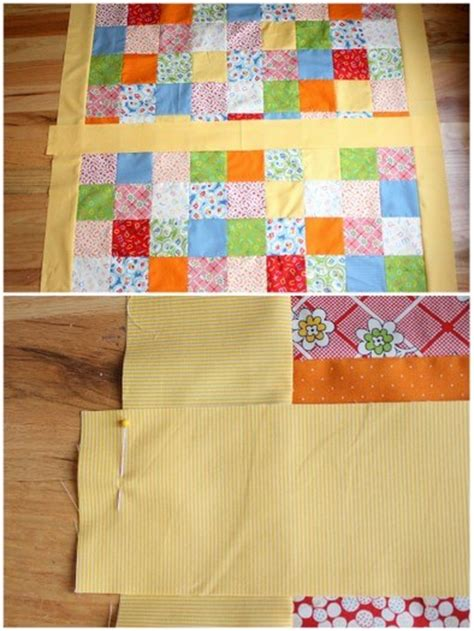 How To Border A Quilt by Adding Borders 101 Diary Of A Quilter A Quilt