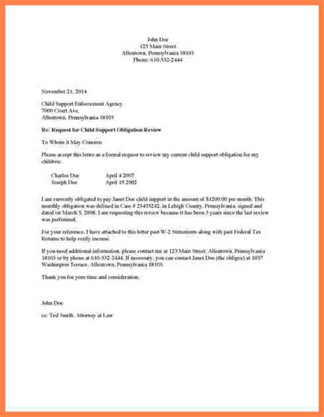 Letter Of Agreement To Pay Child Support 17 awesome agreement letter to pay child support graphics