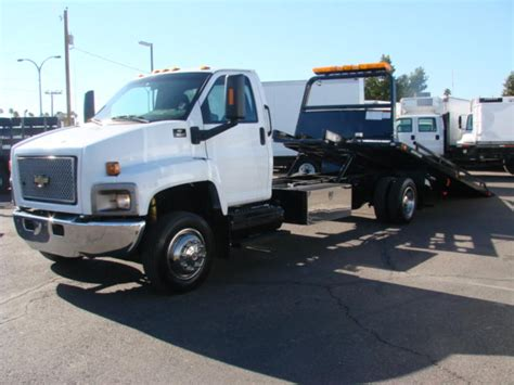 chevy trucks for sale in az used 2007 chevrolet c6500 rollback tow truck for sale in