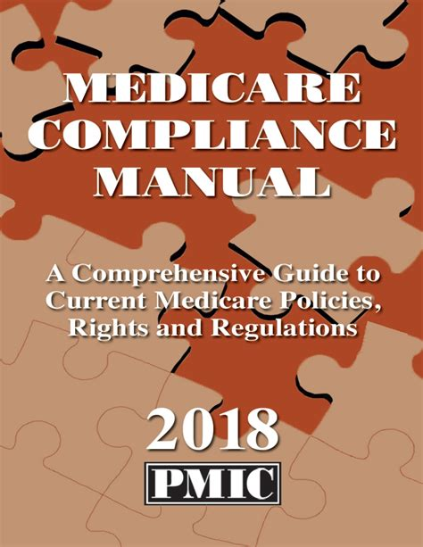 maximize your medicare 2018 edition understanding medicare protecting your health and minimizing costs books medicare compliance manual 2018