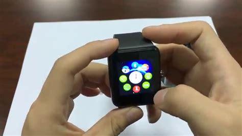 Smartwatch Gt08 Black Smart Smartwatch U10 colmi smart gt08