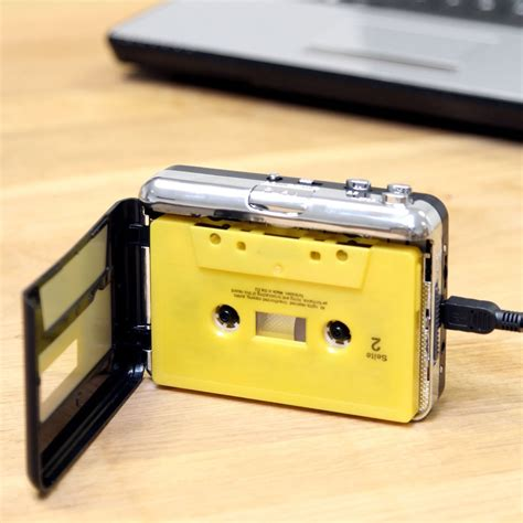 trasformare cassette in cd logilink iusb2 cassette riproduttore convertitore di