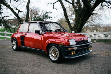 Deze Renault R5 Turbo 2 Evolution Kan Jij Binnenkort