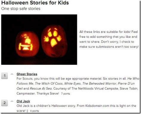 halloween story themes 5 websites to read halloween stories