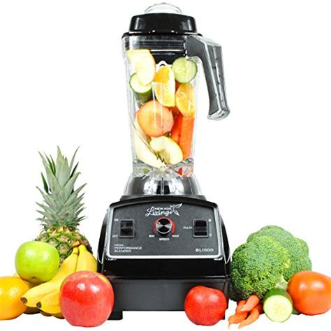 Blender Cosmos New new age living bl1800 commercial grade food smoothie