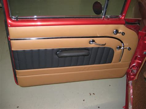 Interior Car Door Panels Cars Door Panels Daniel Williams Djdesigns Custom
