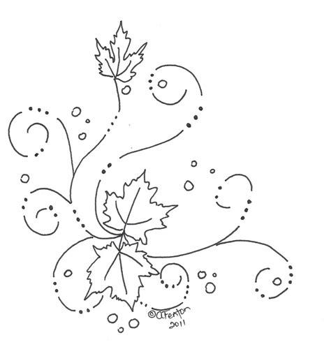 hand embroidery leaf designs makaroka com