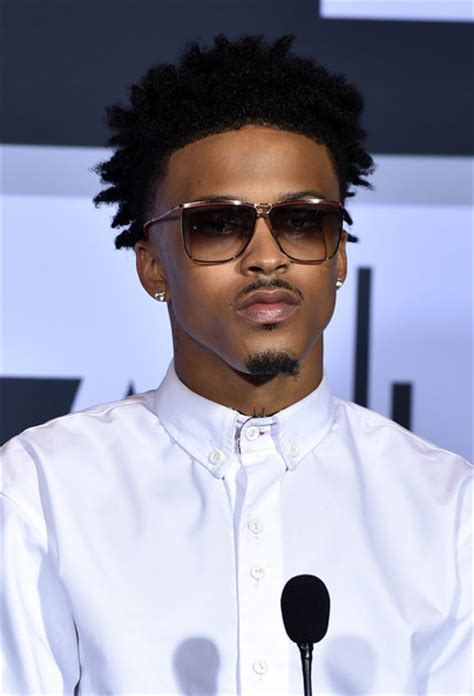 what is august alsina haircut called august alsina photos photos bet awards 14 winners