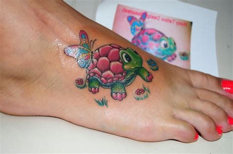 19 shell shocking turtle tattoos ibytemedia