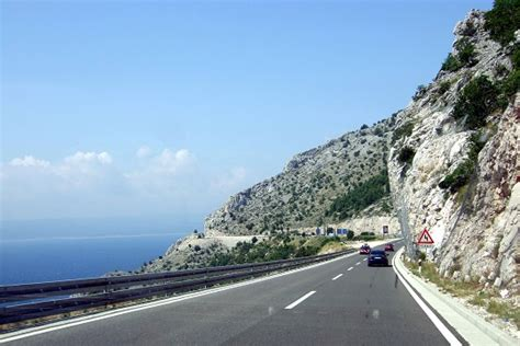 drive zagreb to split guide to driving in croatia confused com