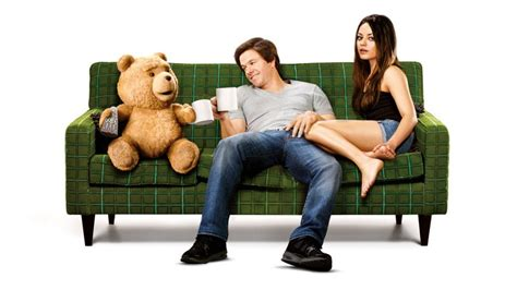 ted  review crude crass  rarely funny lyles