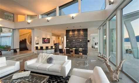 home concept design la riche ultramodern lake house with luxurious details