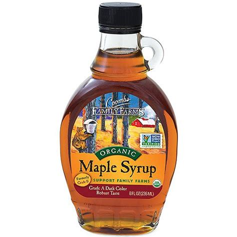 Maple Syrup by Healthy Cashew Pecan Cookies Living Smart