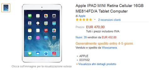 asus nexus 7 vs mini apple mini retina vs asus nexus 7 2013 specifiche tecniche e prezzi a confronto