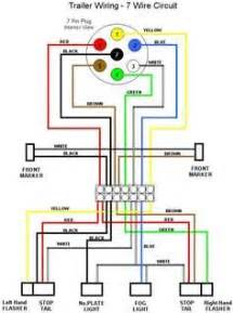 trailer wiring diagram for trailer wiring projects #