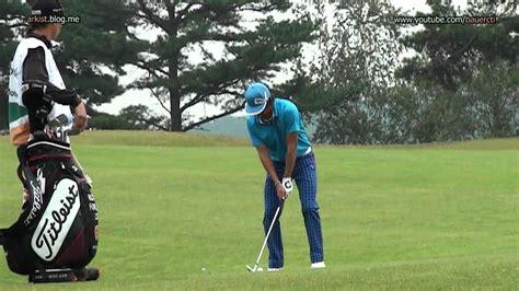 rickie fowler iron swing hd slow rickie fowler 2011 iron golf swing 8 youtube