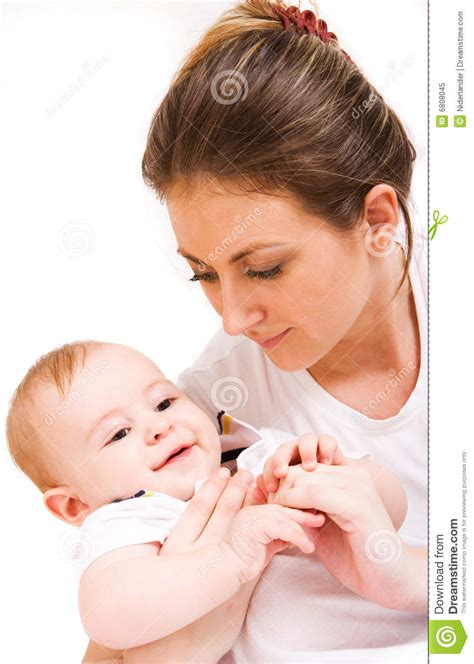 mother s mother s love stock image image of baby holding mother