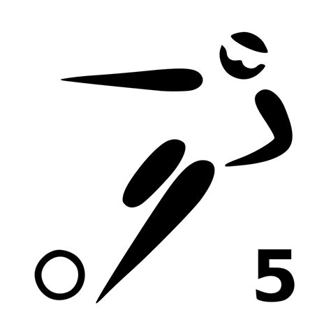 five a side football wikipedia file football 5 a side pictogram paralympics svg wikipedia