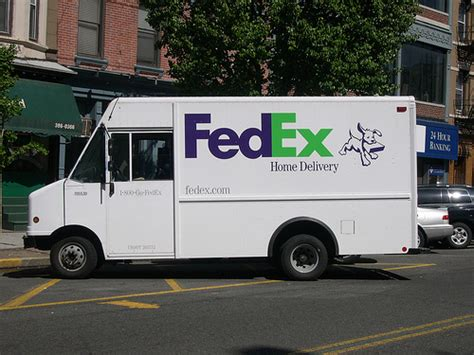 fedex home 28 images fedex home delivery chevy box
