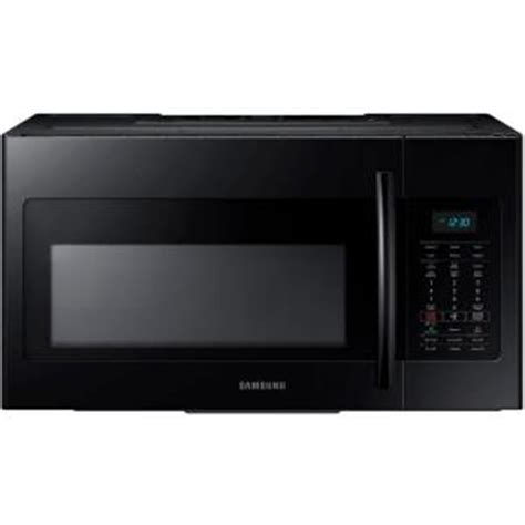 samsung 30 in w 1 7 cu ft the range microwave in