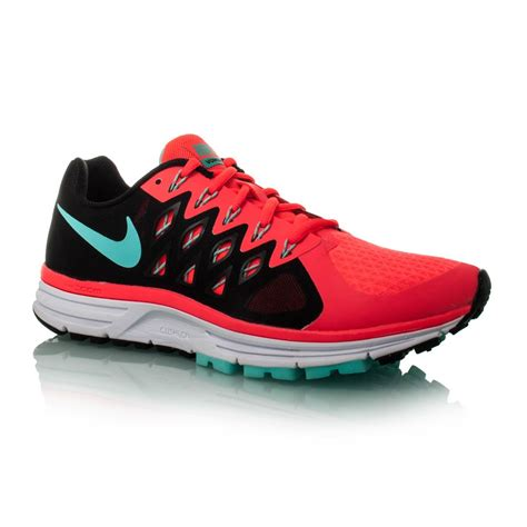 nike zoom vomero 9 womens running shoes hyper punch