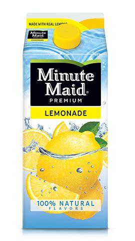 minute maid light lemonade nutrition minute maid lemonade nutrition facts besto blog
