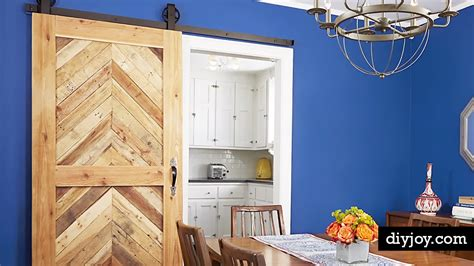 Install Sliding Barn Door Install Sliding Barn Doors For Rooms With A Tight Lay Out Diy
