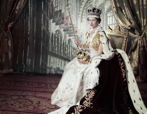queen elizabeth 2 the queen every year of her reign in pictures royal