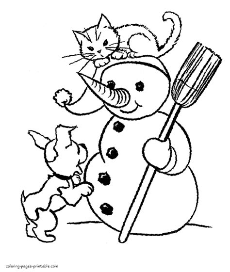 printable coloring pages of cats and dogs coloring pages dogs and cats kids coloring europe
