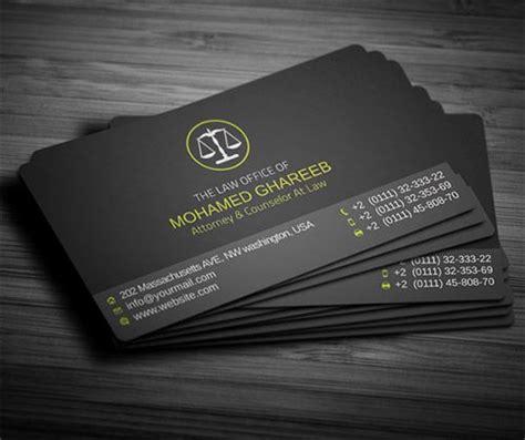 lawyer business card designs bill lawyer