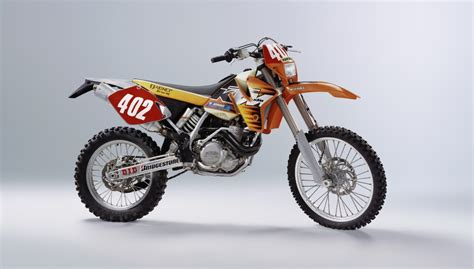 History Of Ktm Motorcycles 20 Ktms Of Yore For You To Drool Asphalt Rubber