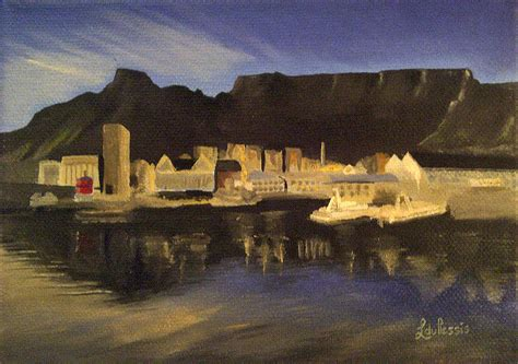 paint nite cape town cape town waterfront painting by liesel du plessis