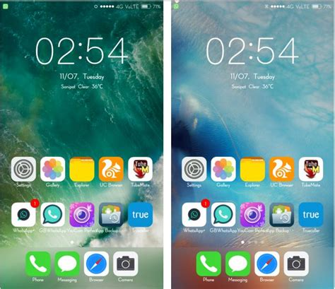 mi themes ios real ios10 v5 is here download the most popular ios theme