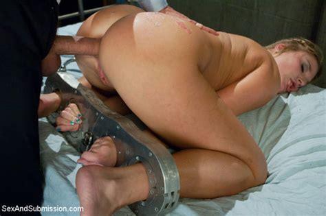 Hard Anal sex bondage With Submissive Female Slave bondage Sex Videos