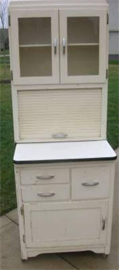 Apartment Size Hoosier Cabinet by Apartment Size Hoosier Vintage Retro Kitchens