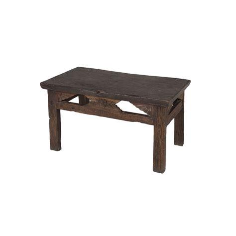 Meja Kayu Jati Antik meja kecil kayu ulin antik dengan ukiran murah saga