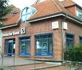Deutsche Bank Investment Finanzcenter Ratekau Adresse