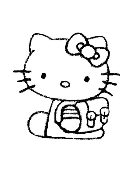 hello kitty hawaii coloring pages hello kitty hawaii coloring pages